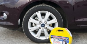 Ford Fiesta Snow Chains