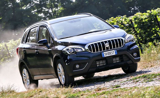 Suzuki го освежи SX4 S-Cross