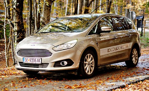 ТЕСТ: Ford S-Max 2.0 TDCi Titanium Powershift – Кога семејните вредности се најважни!