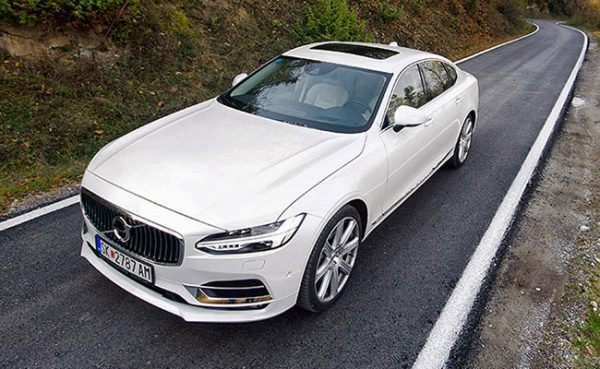 ТЕСТ: Volvo S90 D5 Inscription AWD – Скандинавска верзија на луксузот!