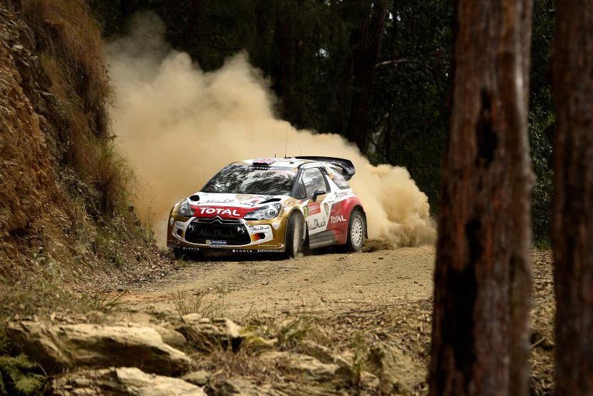 AUTOMOBILE: Rally du Australie - WRC -12/09/2013