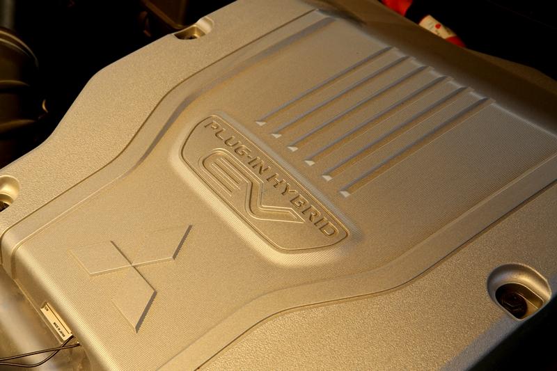 Mitsubishi Outlander PHEV detail (5)