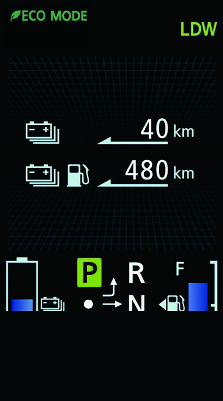 Mitsubishi Outlander PHEV tech (6)