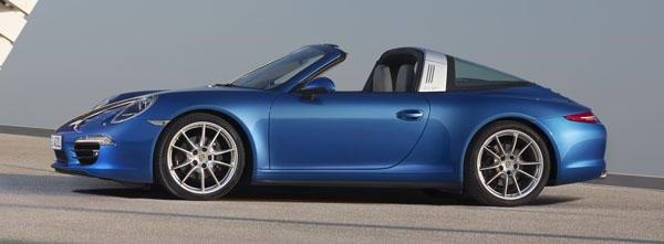 porsche-911-targa-blue-side