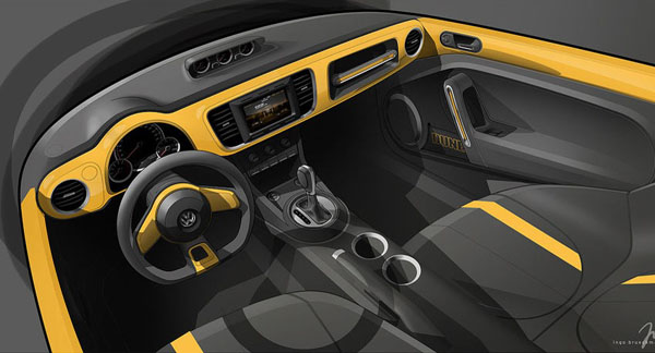 vw-beetle-dune-concept-interior