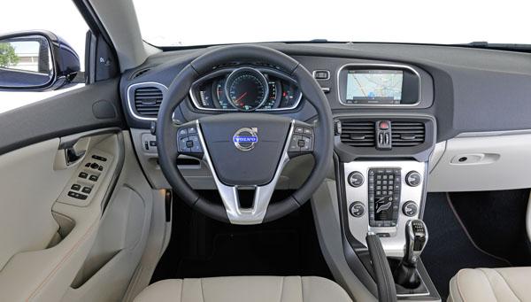 Volvo V40 Cross Country Ocean Race Edition - interior