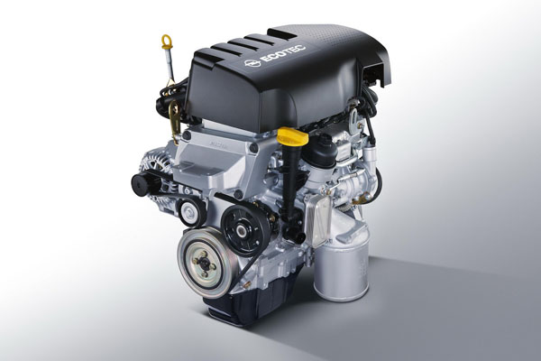 Frugal: 1.3 CDTI four-cylinder only uses 3.1 l/100 km, efficiency class A+