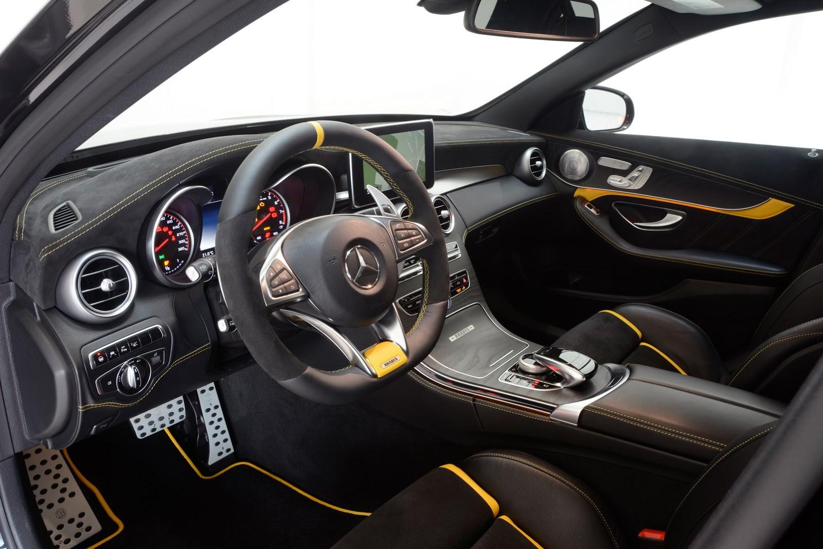 Brabus-Mercedes-AMG-C63S-21