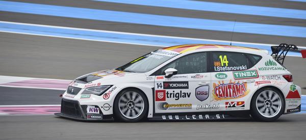 during the 2016 FIA WTCC World Touring Car Championship race of Paul Ricard, Le Castellet, France from April 1 to 3 - Photo Vincent Curutchet / DPPI.